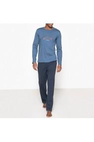 Pijama La Redoute Collections GEI052 bleumarin - els
