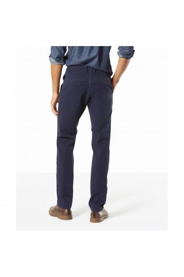 Pantaloni DOCKERS GEI163 bleumarin