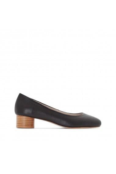Pantofi cu toc ANNE WEYBURN GEI517 negru
