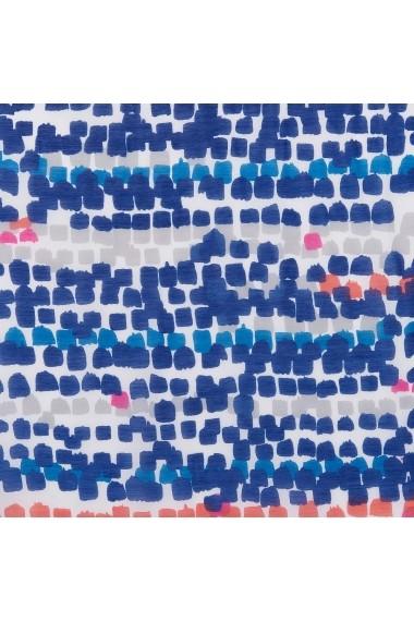 Esarfa La Redoute Collections GEI808_Bleu Albastru