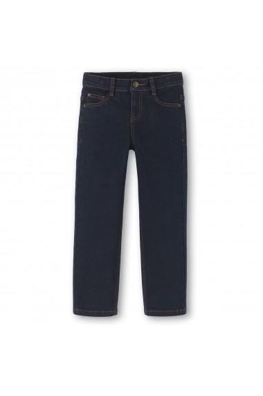 Jeans La Redoute Collections GEJ001 bleumarin - els