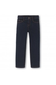 Jeans La Redoute Collections GEJ001 bleumarin - els