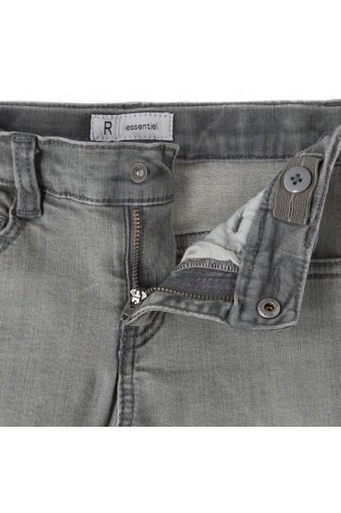 Jeans La Redoute Collections GEJ004 gri - els