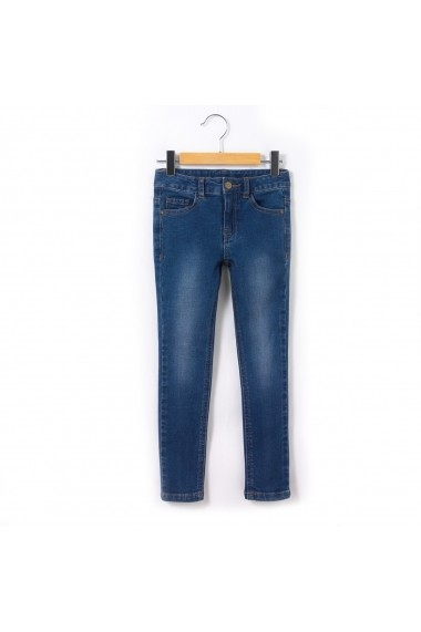Jeans La Redoute Collections GEJ230 gri - els