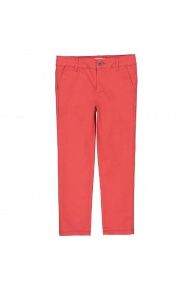 Pantaloni La Redoute Collections GEJ235 rosu