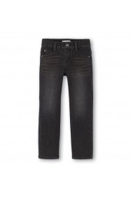 Jeans La Redoute Collections GEJ256 negru