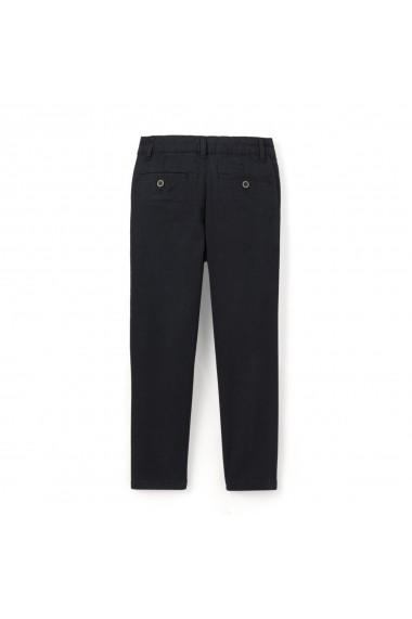 Pantaloni La Redoute Collections GEJ588_Bleu-marine Bleumarin - els