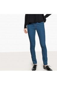 Jeansi skinny La Redoute Collections GEJ719 albastru