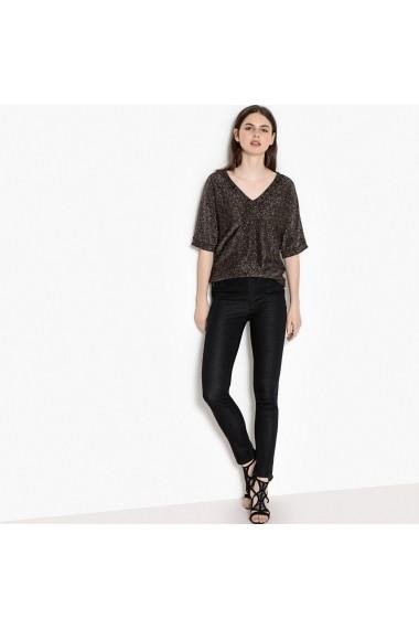 Jeans La Redoute Collections GEJ719 negru