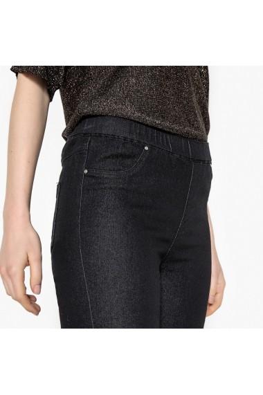 Jeans La Redoute Collections GEJ719 negru - els