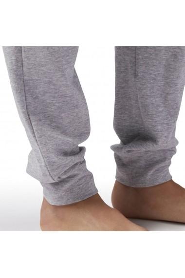 Pantaloni sport Reebok GEK022 gri - els