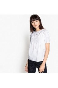 Тениска MADEMOISELLE R LRD-GEK187_Blanc Бял