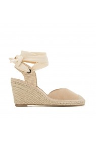 Espadrile La Redoute Collections GEK456 bej