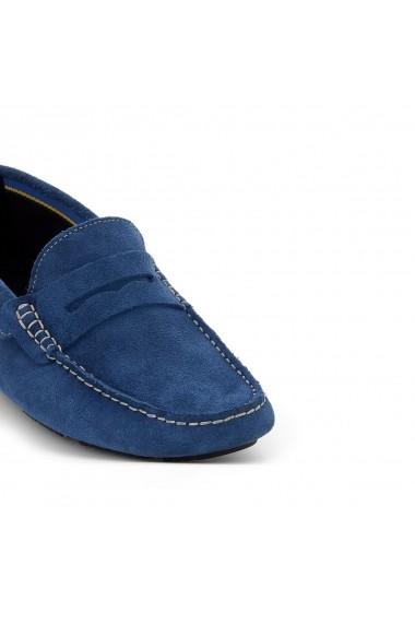 Mocasini La Redoute Collections GEM222 albastru