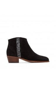 Botine La Redoute Collections GEM397 negru - els