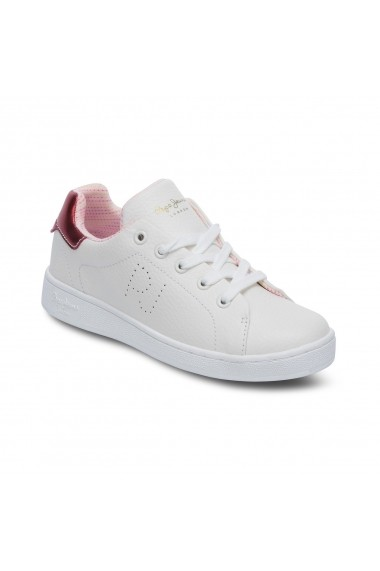 Pantofi sport Pepe Jeans GEM450 alb
