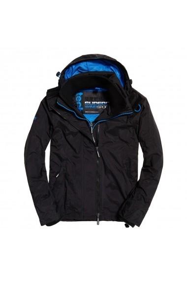 Jacheta SUPERDRY GEM616 negru