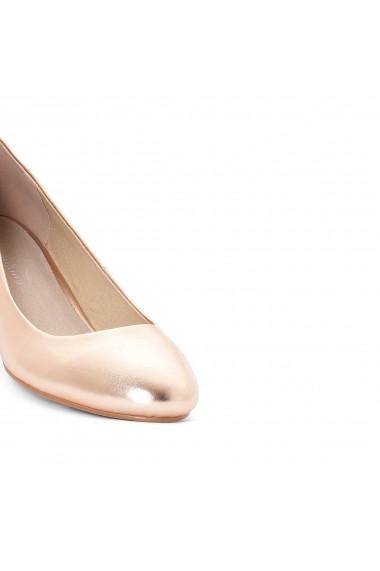 Pantofi cu toc CASTALUNA GEM650 Rose Roz - els