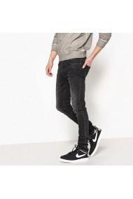 Jeans La Redoute Collections GEN349 negru - els
