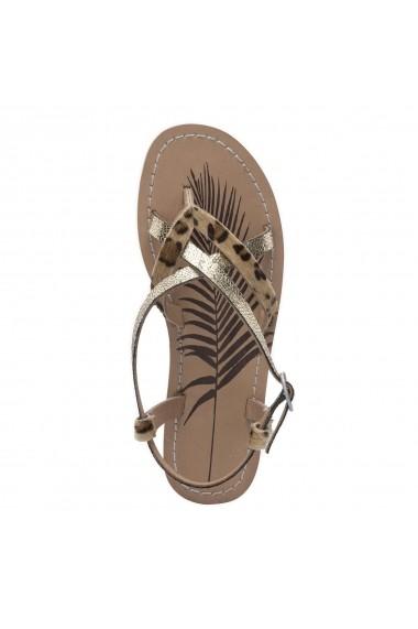 Sandale Pepe Jeans GEN817 auriu - els