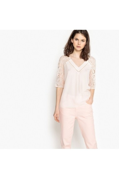Bluza La Redoute Collections GEN887 Ecru