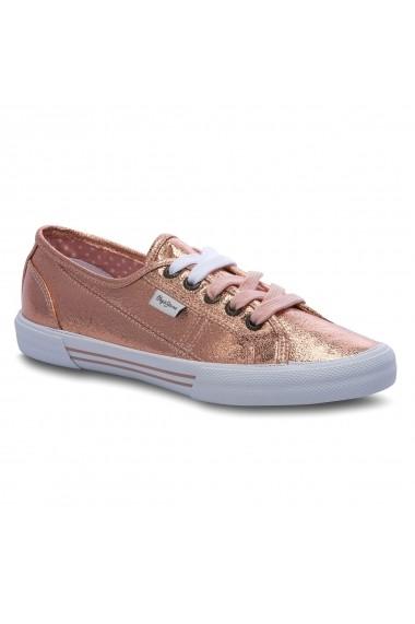 Pantofi sport Pepe Jeans GEN982 portocaliu
