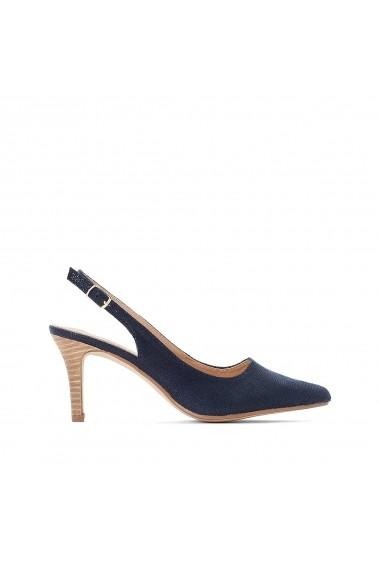 Pantofi cu toc ANNE WEYBURN GEO032 bleumarin