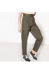 Pantaloni La Redoute Collections GEO272 kaki