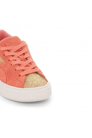 Pantofi sport Puma GEP472 corai