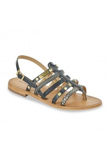 Sandale LES TROPEZIENNES par M BELARBI GEQ111 negru