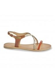 Sandale LES TROPEZIENNES par M BELARBI GEQ132 portocaliu - els
