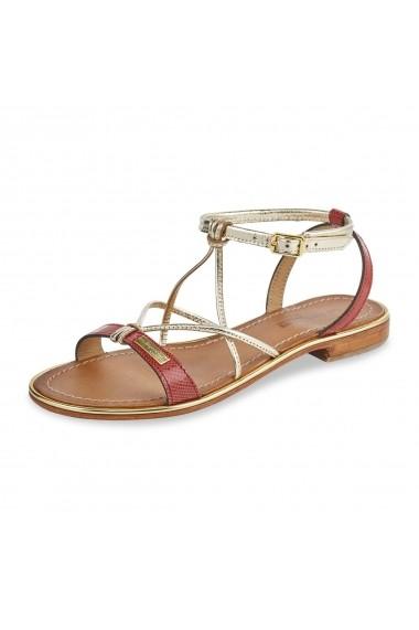 Sandale LES TROPEZIENNES par M BELARBI GEQ148 rosu
