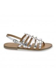 Sandale LES TROPEZIENNES par M BELARBI GEQ160 argintiu