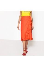 Fusta La Redoute Collections GEQ203 portocaliu