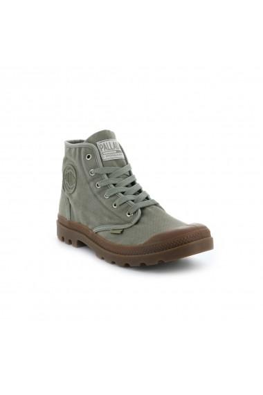 Pantofi sport Palladium GEQ669 kaki