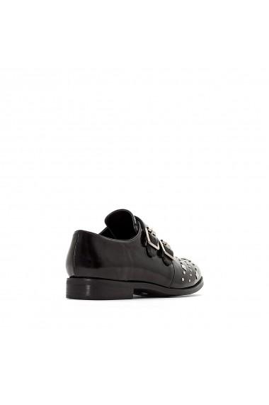 Pantofi La Redoute Collections GEQ861 negru