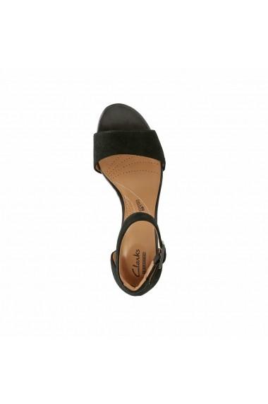 Sandale Clarks GER316 negru