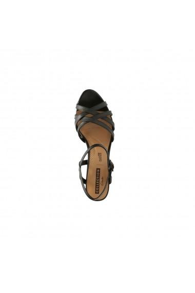 Sandale Clarks GER324 negru