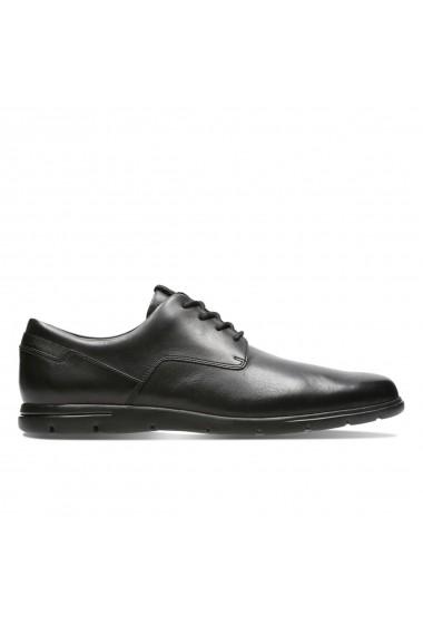 Pantofi Clarks GER386 negru