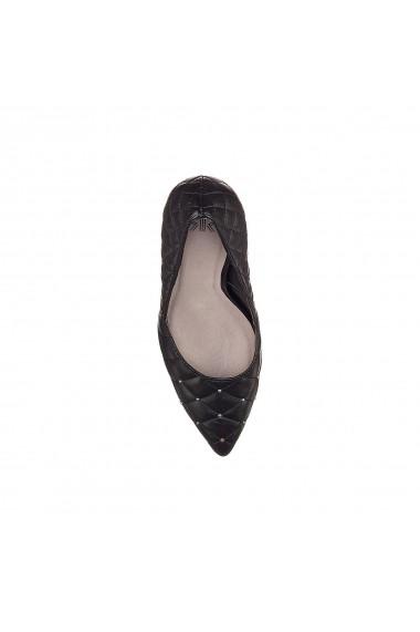 Pantofi cu toc La Redoute Collections GER671 negru