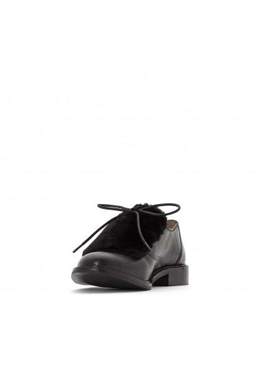 Pantofi La Redoute Collections GES051 negru