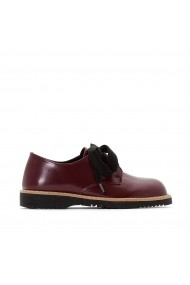 Pantofi La Redoute Collections GES514 bordo