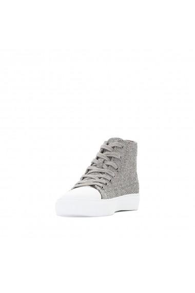 Pantofi sport La Redoute Collections GET132 gri