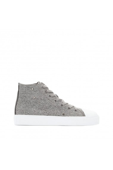 Pantofi sport La Redoute Collections GET132 gri - els