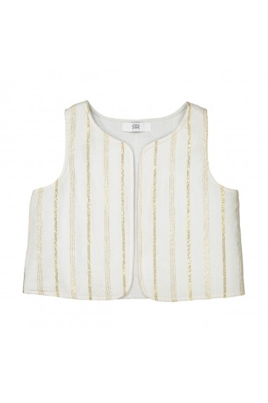 Cardigan La Redoute Collections GET380 alb