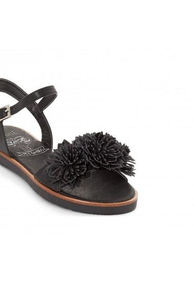 Sandale COOLWAY GET521 Noir Negru - els