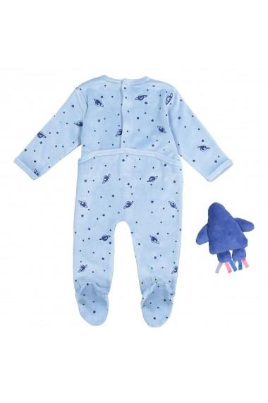 Pijama La Redoute Collections GEU120 albastru