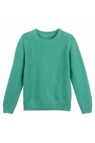 Pulover La Redoute Collections GEU135 verde