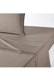 Cearsaf Pavone La Redoute Interieurs GEV866 180x290 cm gri-bej