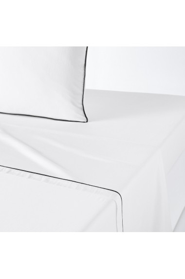 Cearsaf Pavone La Redoute Interieurs GEV866 270x290 cm alb